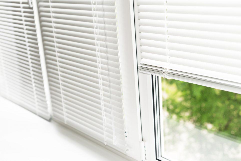 pvc blinds