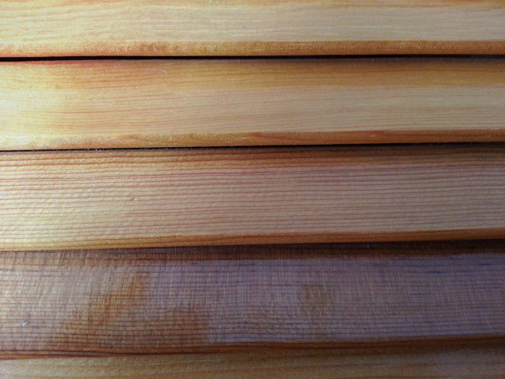 real wood clean venetian blinds